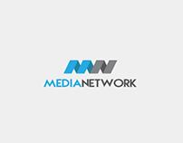 MediaNetwork - Logo Design