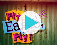FLY, EAGLE, FLY