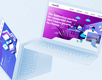 Headway website Illustrations