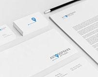 Branding, Identity & Logo design Transportation Company