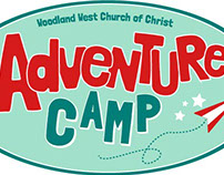 Woodland West Kids' Adventure Camp Logo