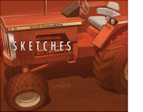 Tractor Sketches