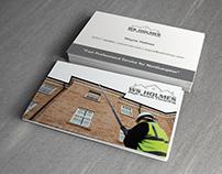 WS Holmes Website & Branding