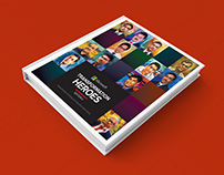 TRANSFORMATION HEROES EDITION 2 BOOK