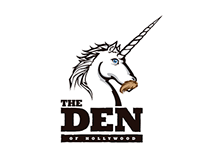 The Den of Hollywood Logo