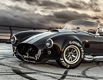 Shelby Cobra 427 S/C – second set