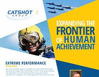 CATSHOT Group - Flyer