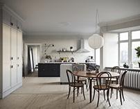 Scandinavian Apartment Arsenalsgatan 12 C