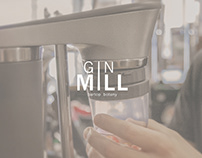 Gin Mill: Bar-Top Gin Infuser