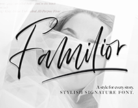 FREEBIES | Familior Signature
