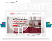 Web Store || ЭВРИКА || Furniture