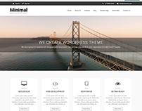 Free Landscaping WordPress Themes
