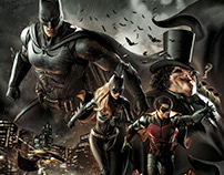 Batman (Fake Cover #9)