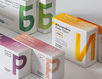 VIVA Pharm Packaging Design