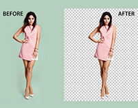 Clipping Path | Background Remove | Manipulation​​​​​​​