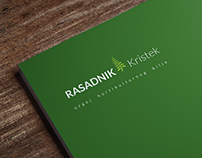 Rasadnik Kristek Logo Design & Website Design