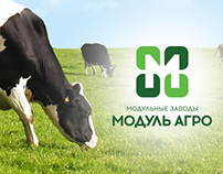 Modul Agro - Corporate Identity & Website design