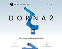 Dorna Robotics | Product Landing Page