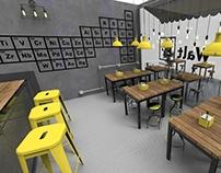 Arquitetura | Bar + Restaurante Walter