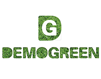 Logotipo Demogreen