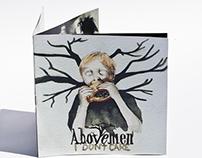 """CD Booklet: """"I Don't Care"""" - Abovemen"""