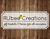 RUbee Creations Branding and Website Design
