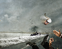 Collage Series 6: Misfortune