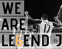 #WEARELE6END