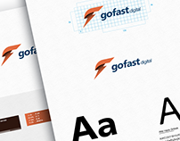 Go Fast Digital - Brand Design