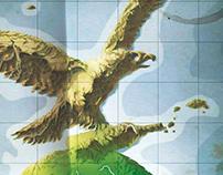 """3rd prize. Poster contest """"Arte ÚNICO"""" 2011"""