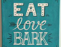 Eat Love Bark