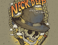 Neck Deep | Raiders of the Lost Riff