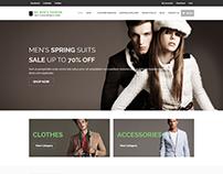 WS Men's Fashion WooCommerce WordPress Theme