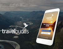 TravelBudds Mobile App