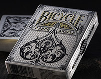 Tom Lane - Archangels Bicycle Cards