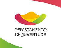 Logo do Departamento de Juventude de Gov. Valadares-MG