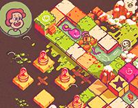 Mobile Board Game Design: Ludo
