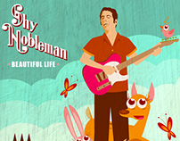 Shy Nobleman - Beautiful Life - Album cover