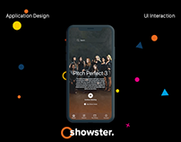 Showster : Streaming App