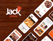 Jack Pizza - Responsive Website