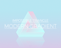 Impossible Triangle Logo Design