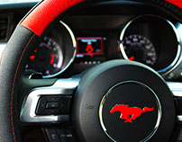 '15 Ford Mustang