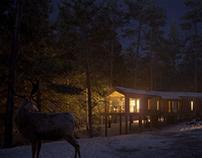 Boreon Cabins