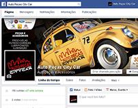 Facebook - Auto Peças City Car
