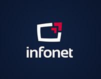Infonet, Infonet FC logo