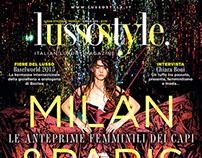 Lusso Style#24 / Aprile 2015