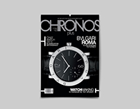 Chronos Plus Magazine V15