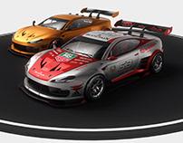 race car concept