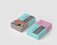 Nail Stylist - Logo, Branding & Business Card