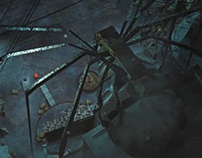 Grenade Spider
